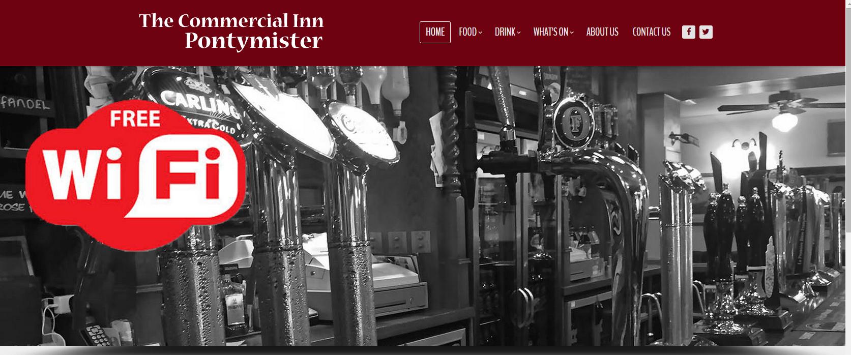 The Commercial Inn – Pontmister