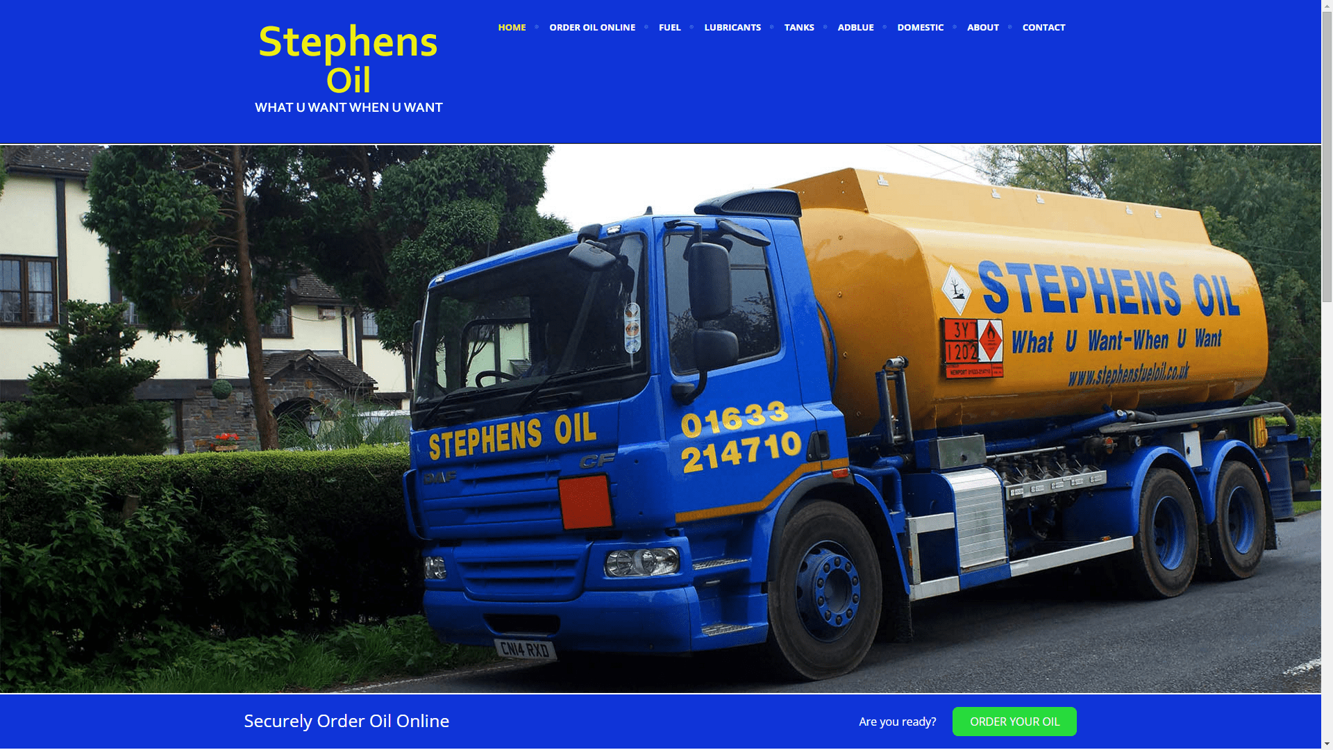 Stephens Oil