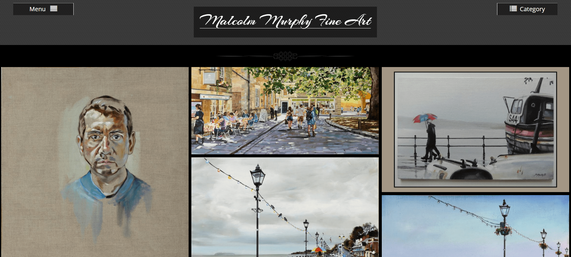 Malcolm Murphy Artist – Fine Art Website