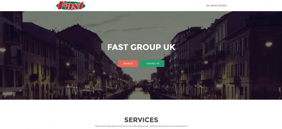 The Fast Group – Corporate Home Page