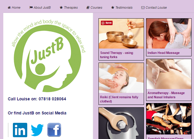 JustB Holistic Therapies