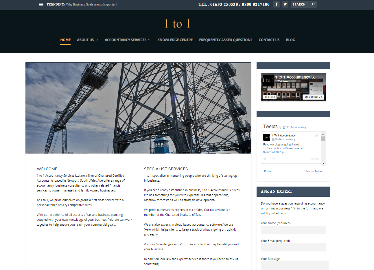 1to1 Accountancy Services