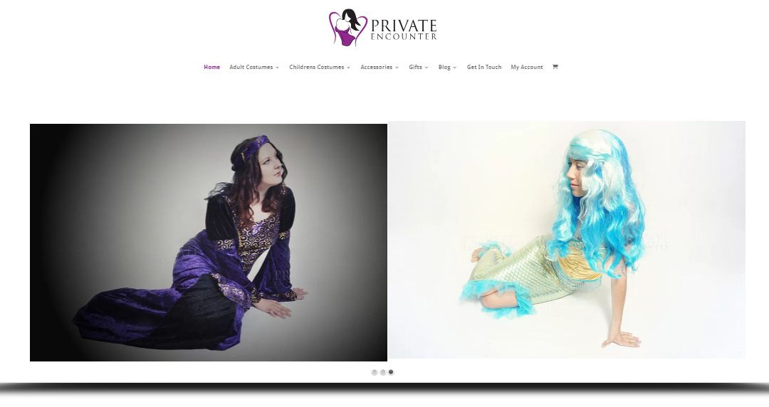 Private Encounters – Online Fancy Dress Sales