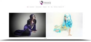Private Encounter - ecommerce