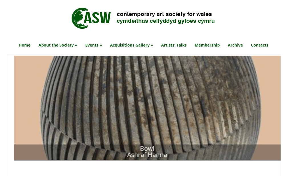 CASW – The Contemporary Art Society for Wales