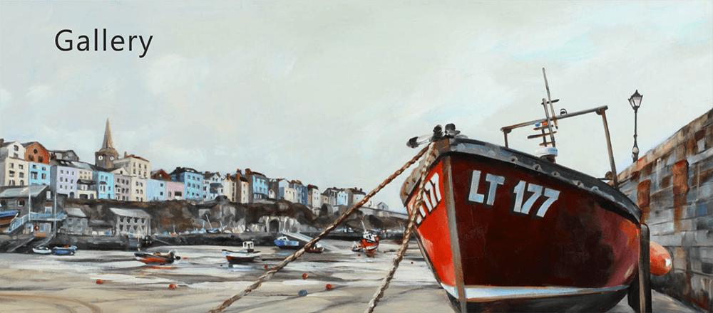 Malcolm Murphy Artist – Updated