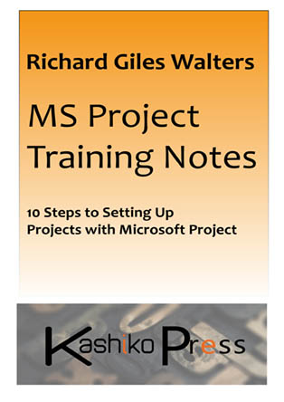 MS Project Training Notes